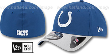 Colts 2015 NFL DRAFT FLEX  Hat by New Era