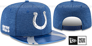 Colts '2017 NFL ONSTAGE SNAPBACK' Hat by New Era