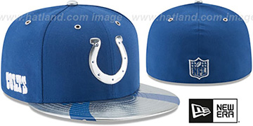 Colts '2017 SPOTLIGHT' Fitted Hat by New Era