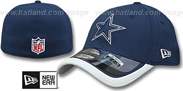 Cowboys 2014 NFL STADIUM FLEX Navy Hat by New Era