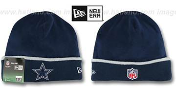 Cowboys '2014 POLAR-TECH STADIUM' Knit Beanie Hat by New Era