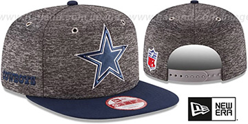 Cowboys 2016 NFL DRAFT SNAPBACK Hat by New Era
