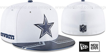 Cowboys '2017 ONSTAGE' Fitted Hat by New Era