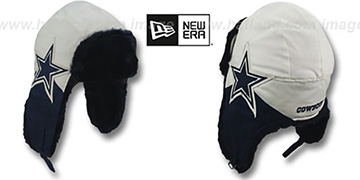 Cowboys 'CANVAS BOMBER' Trapper Hat