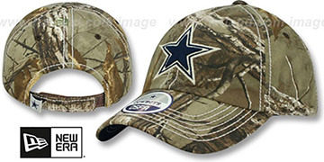 Cowboys 'THE HUNTER REALTREE' Strapback Hat