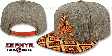 Coyotes 'DREAM CATCHER SNAPBACK' Hat by Zephyr