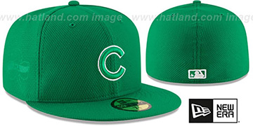 Cubs 2016 'ST PATRICKS DAY' Hat by New Era