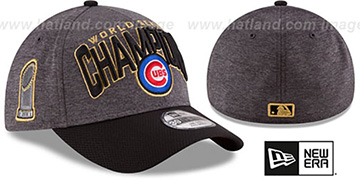 Cubs '2016 WORLD SERIES CHAMPS' Flex Hat by New Era