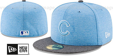 Cubs '2017 FATHERS DAY' Fitted Hat by New Era