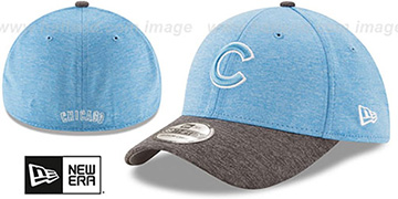 Cubs '2017 FATHERS DAY FLEX' Hat by New Era