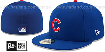 Cubs '2017 ONFIELD GAME' Hat by New Era