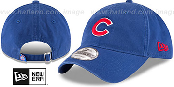 Cubs 'CORE-CLASSIC STRAPBACK' Royal Hat by New Era