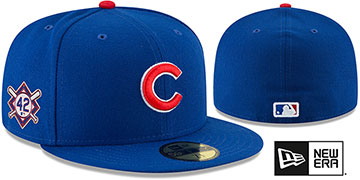 Cubs JACKIE ROBINSON GAME Hat by New Era