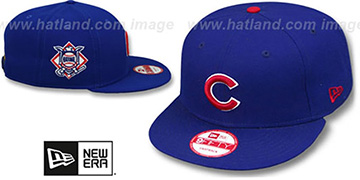 Cubs 'LEAGUE REPLICA GAME SNAPBACK' Hat by New Era