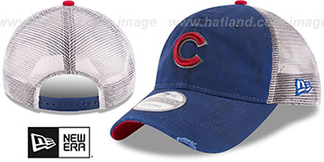 Cubs 'RUSTIC TRUCKER SNAPBACK' Hat by New Era