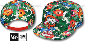 Cubs 'SUNSHINE BLOOM SNAPBACK' Hat by New Era