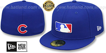 Cubs 'TEAM MLB UMPIRE' Royal Hat by New Era