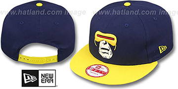 Cyclops 'CABESA-MUTANT SNAPBACK' Adjustable Hat by New Era