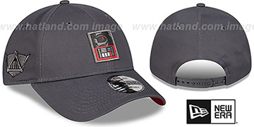 Darth Vader ELEMENTS PATCH SNAPBACK Adjustable Hat by New Era