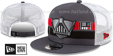 Darth Vader 'ELEMENTS TRUCKER SNAPBACK' Adjustable Hat by New Era
