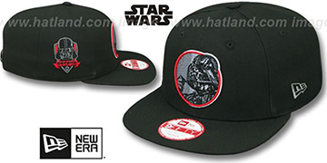 Darth Vader 'RETROFLECT SNAPBACK' Black Hat by New Era