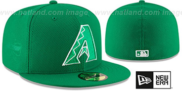Diamondbacks 2016 ST PATRICKS DAY Hat by New Era