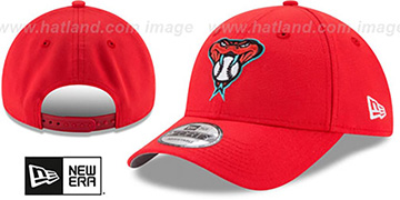 Diamondbacks '2017 LITTLE-LEAGUE 940 SNAPBACK' Red Hat by New Era