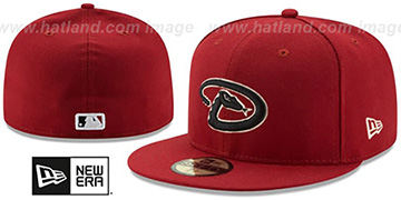 Diamondbacks 2017 ONFIELD ALTERNATE-4 Hat by New Era