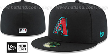 Diamondbacks '2019 AC-ONFIELD ALTERNATE' Hat by New Era