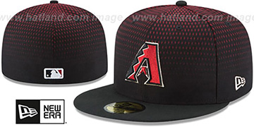Diamondbacks '2017 ONFIELD GAME' Hat by New Era