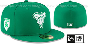 Diamondbacks 2018 ST PATRICKS DAY Hat by New Era
