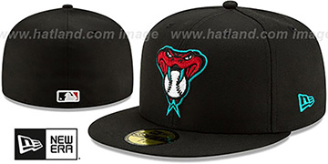 Diamondbacks AC-ONFIELD ALTERNATE Hat by New Era