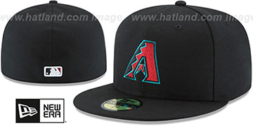 Diamondbacks PERFORMANCE ALTERNATE Hat by New Era