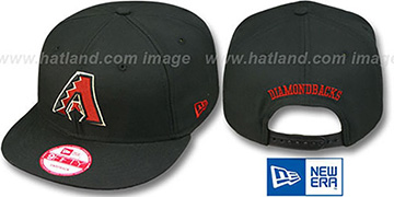 Diamondbacks 'REPLICA ALTERNATE SNAPBACK' Hat by New Era