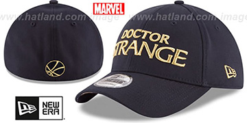 Doctor Strange 'SCRIPT FLEX' Navy Hat by New Era