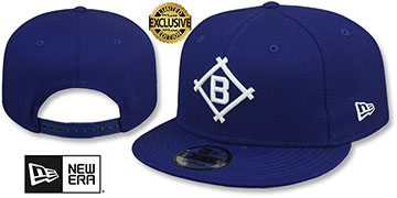 Dodgers 1912 COOPERSTOWN REPLICA SNAPBACK Hat by New Era