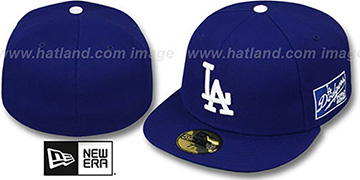Dodgers 1965 'WORLD SERIES CHAMPS' GAME Hat by New Era