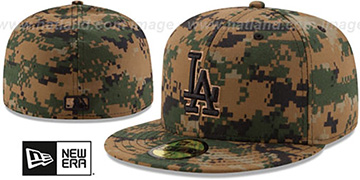 Dodgers 2016 MEMORIAL DAY 'STARS N STRIPES' Hat by New Era