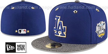 Dodgers '2016 MLB ALL-STAR GAME' Fitted Hat by New Era
