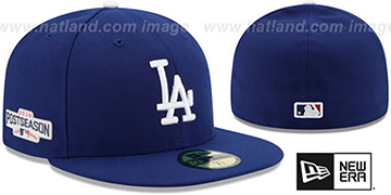 Dodgers 2016 PLAYOFF GAME Hat by New Era