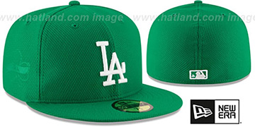 Dodgers '2016 ST PATRICKS DAY' Hat by New Era