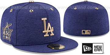Dodgers '2017 MLB ALL-STAR GAME' Fitted Hat by New Era