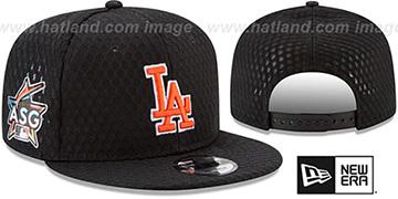 Dodgers '2017 MLB HOME RUN DERBY SNAPBACK' Black Hat by New Era