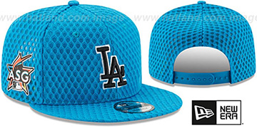 Dodgers '2017 MLB HOME RUN DERBY SNAPBACK' Blue Hat by New Era