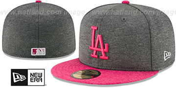 Dodgers '2017 MOTHERS DAY' Fitted Hat by New Era