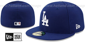 Dodgers '2017 ONFIELD GAME' Hat by New Era