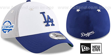 Dodgers 2018 MLB ALL-STAR GAME FLEX Hat by New Era