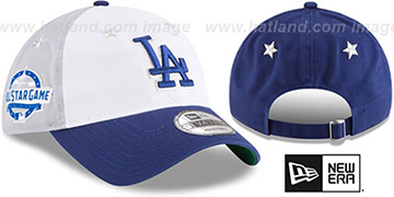 Dodgers 2018 MLB ALL-STAR GAME STRAPBACK Hat by New Era