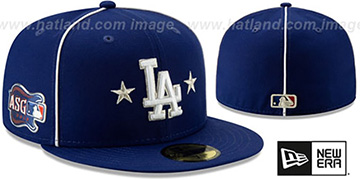 Dodgers '2019 MLB ALL-STAR GAME' Fitted Hat by New Era