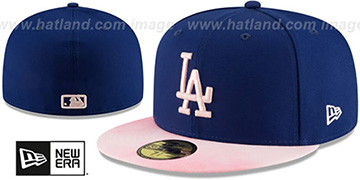 Dodgers '2019 MOTHERS DAY' Fitted Hat by New Era